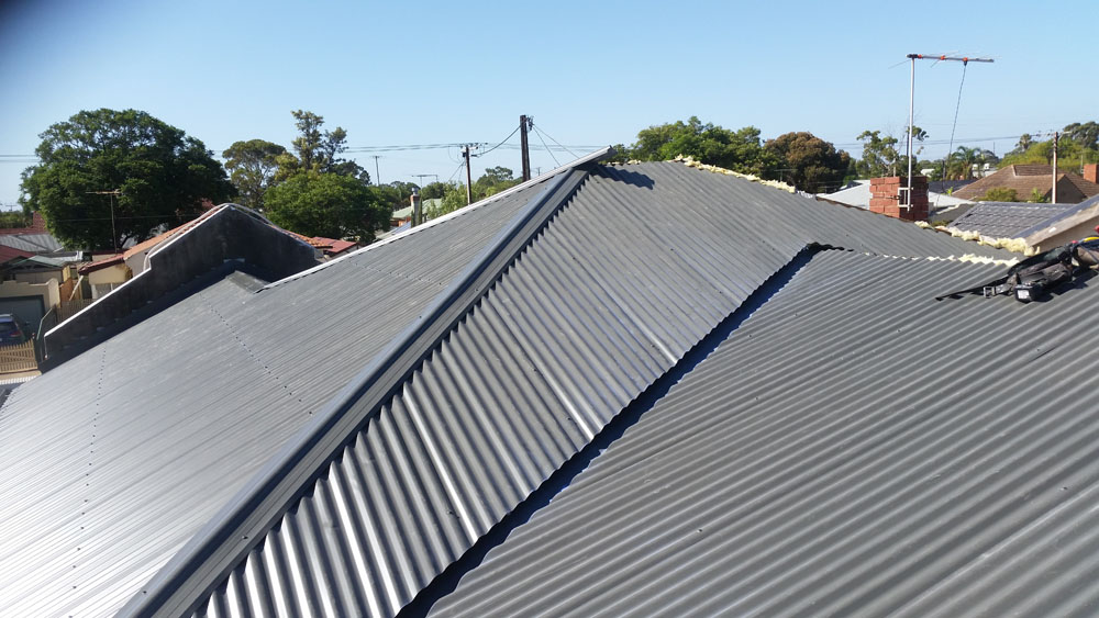 How to choose your new colorbond roof for T g roofing