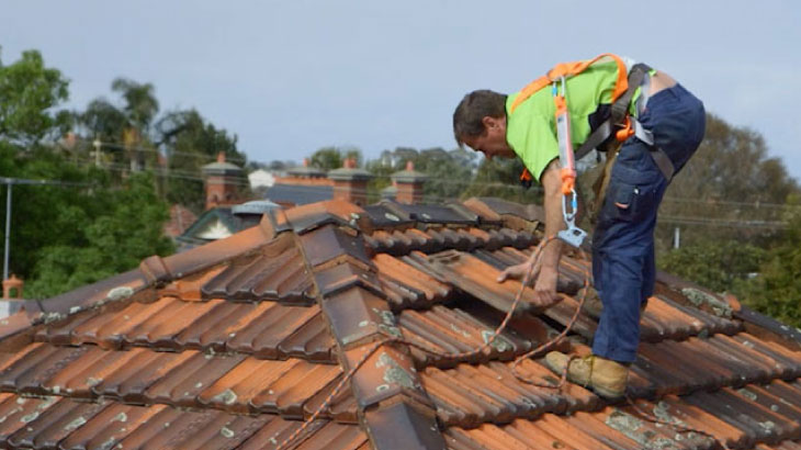 Better to be safe than sorry quick roof repair safety tips for T g roofing